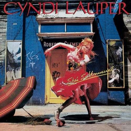 Cyndi Lauper_album