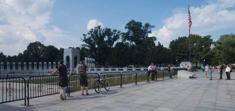 2013年10月美國聯邦政府關閉,國家公園也暫停開放(reivax@Wikipedia / CC BY-SA 2.0)
