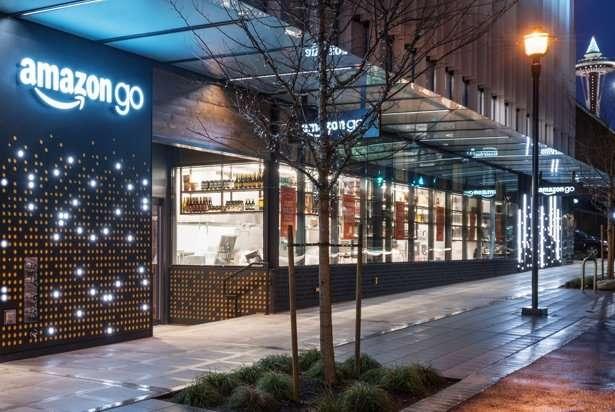 亞馬遜旗下第一間免結帳商店「Amazon Go」將於22日於西雅圖開幕。(圖截自Amazon Go官網)