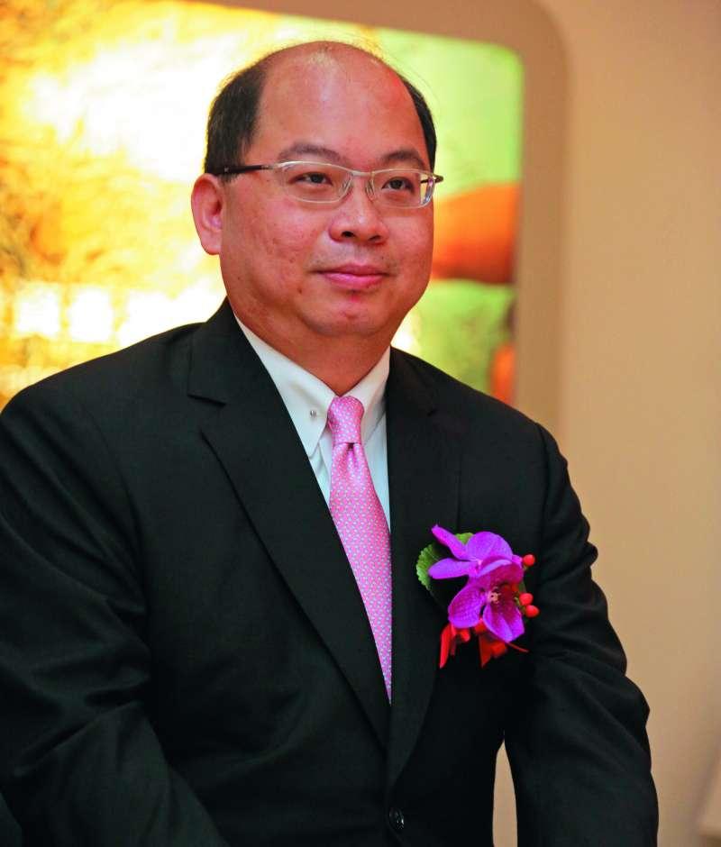施景彬近年經常往返東南亞開拓IPO業務。(新新聞資料照)
