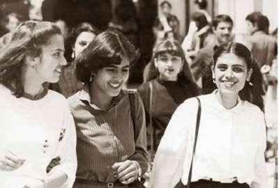 20世紀70年代的阿富汗婦女。(圖/澎湃新聞提供)