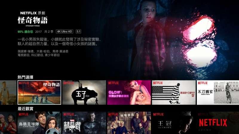 《怪奇物語》是推動Netflix用戶數增長的一大功臣(圖/Netflix)