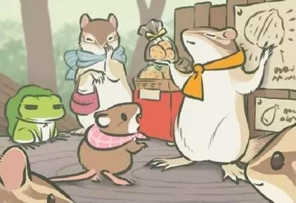 在這張明信片中,除了你們的兒子,還有一只小老鼠和四只花栗鼠,它們都是嚙齒目的物種。(圖/澎湃新聞)