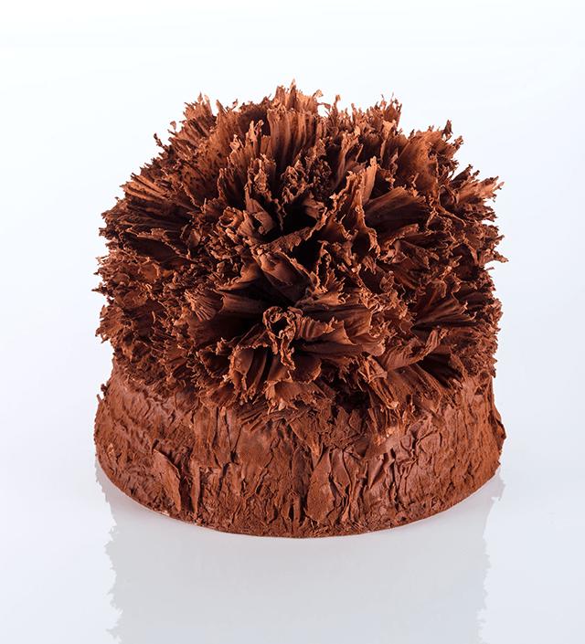 這個「 Président 總統巧克力蛋糕 」後來成為貝納雄之家的明星商品 (圖/Maison Bernachon)