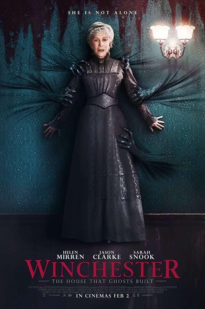 電影《溫徹斯特鬼屋》劇照。(取自imdb)