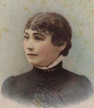 莎拉‧溫徹斯特。(wikipedia/public domain)