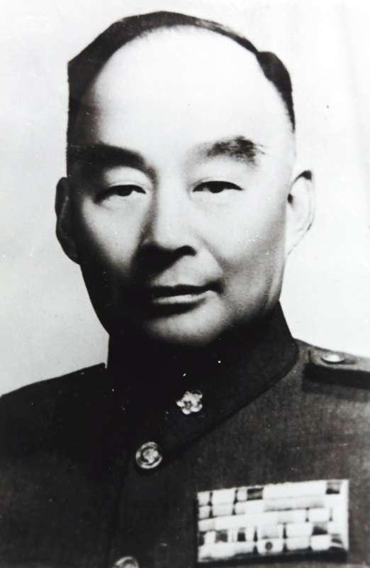 胡宗南。(取自維基百科)