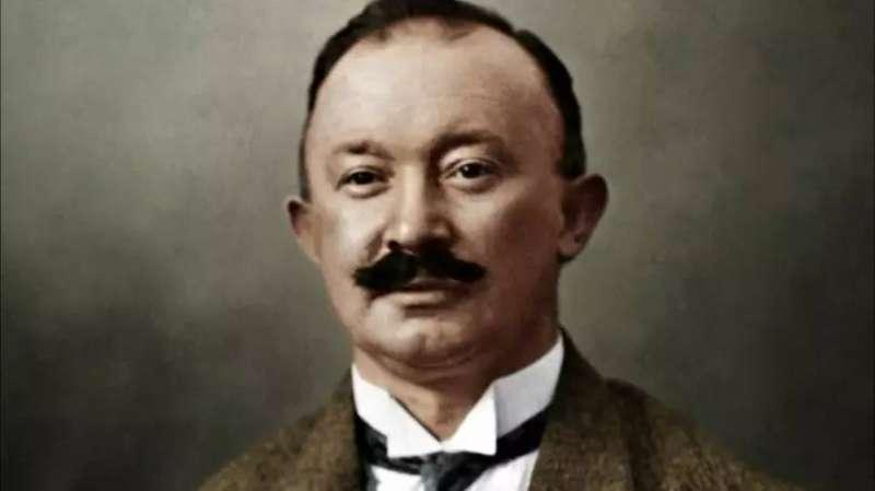 Hugo Ferdinand Boss。(圖/Flashbak)
