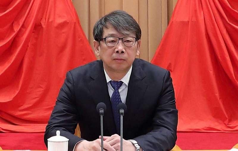 習近平又一改往例,讓中央組織部部長陳希接任中央黨校校長。(新華社)