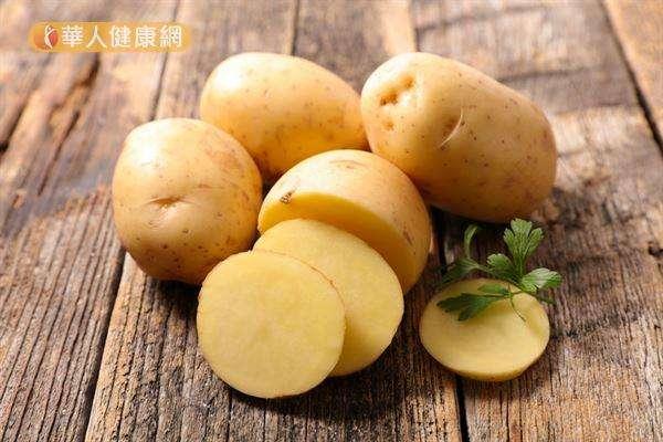 馬鈴薯。(圖/華人健康網提供)