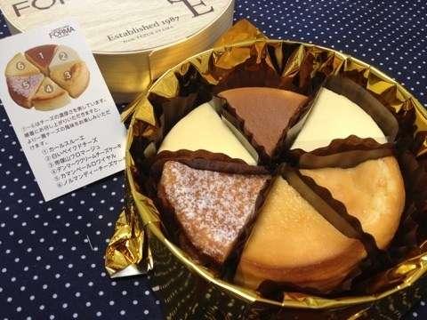 一盒到手、六種口味,相當划算。(圖/matome.naver.jp,FunTime提供)