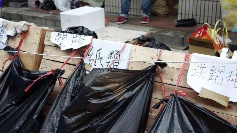 台灣人對垃圾分類的執著,讓她大吃一驚!(圖/tenz1225@Flickr)