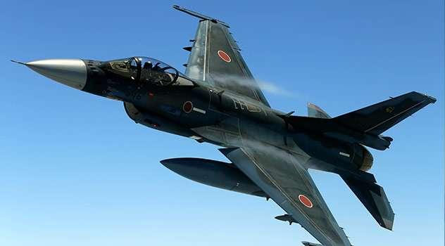 F-2。(航空自衛隊官網)