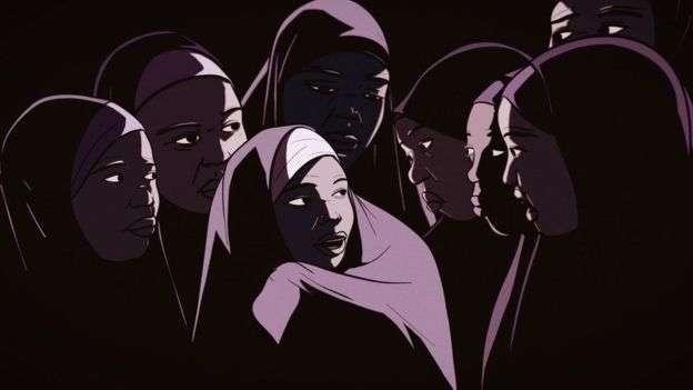 「我的帳篷裏有九個女孩」(BBC中文網)