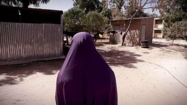 法爾瑪塔逃脫後,經過幾個星期才回到家鄉(BBC中文網)
