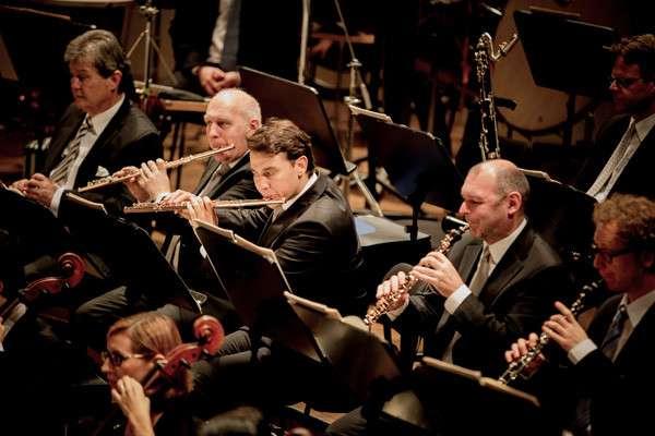 維也納廣播交響樂團。(圖/澎湃新聞提供)