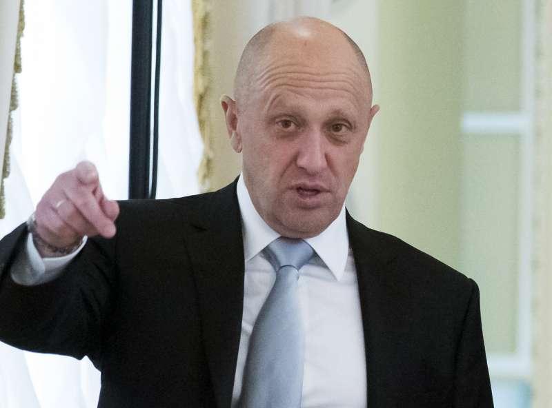 川普通俄門:俄羅斯總統普京的富商好友普里格欽也在起訴名單中(AP)