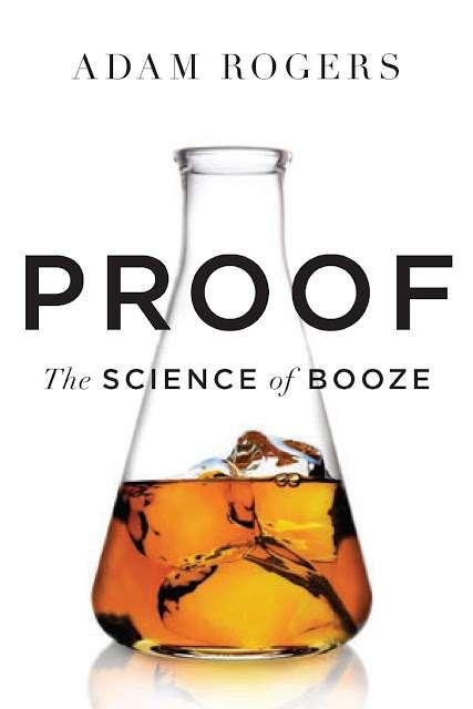《酒的科學:從發酵、蒸餾、熟成至品酩的醉人之旅》。(取自The Sky of Gene)