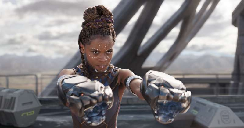 漫威英雄電影《黑豹》打造出高科技又富有非洲傳統風情的虛構國家瓦干達。(美聯社)