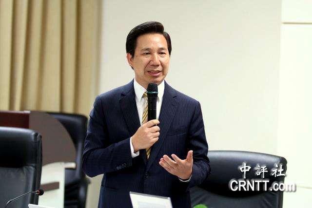 金門縣長陳福海。(中評社).jpg
