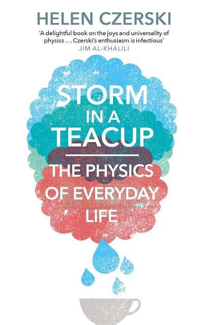 《茶杯裡的風暴:丟掉公式,從一杯茶開始看見科學的巧妙與奧祕》(Storm in a Teacup: The Physics of Everyday Life)。(取自The Sky of Gene)