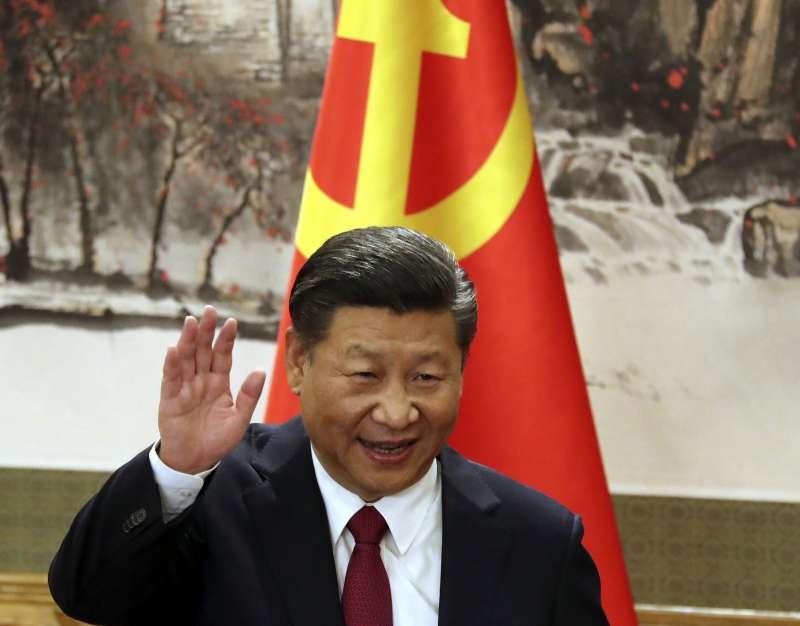 中國國家主席、中國共產黨總書記習近平(AP)