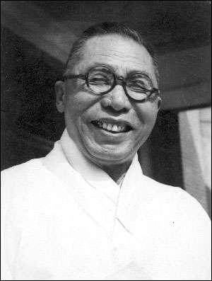 被南韓民眾稱為「韓國國父」的金九。(Wikipedia/Public Domain)