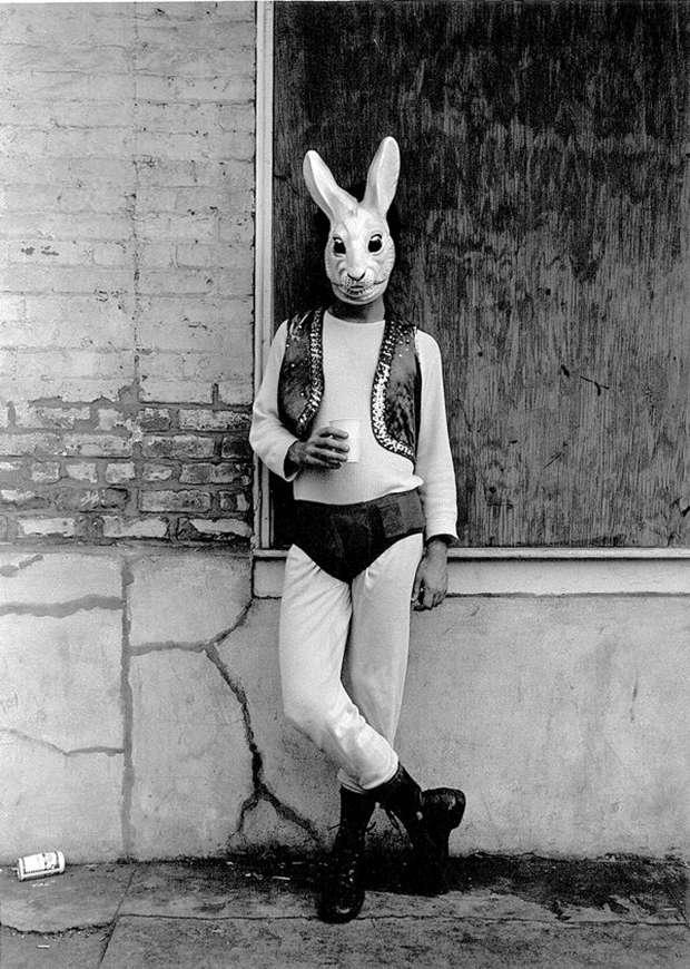 狂歡節1973年年攝。(圖/言人文化提供)