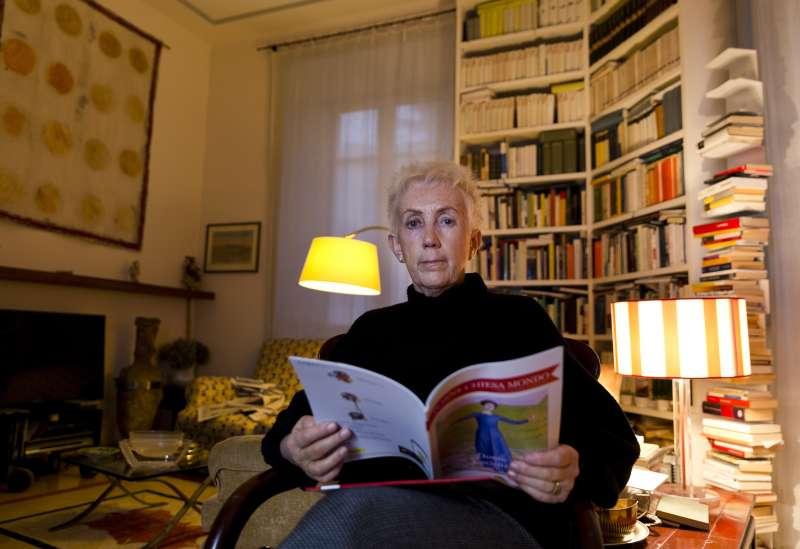 由絲卡拉菲亞(Lucetta Scaraffia)擔任總編輯的梵蒂岡月刊《婦女、教會、世界》三月號,揭露了梵蒂岡教會內的性別不平等現象。(AP)