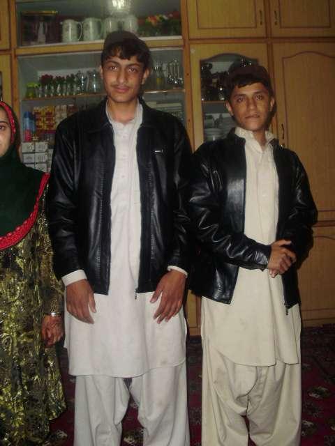 圖3- 已達適婚年齡的「阿富汗少女」多半是不接受拍照的,所以放一張阿富汗少年的照片。(作者亞瑟蘭提供)