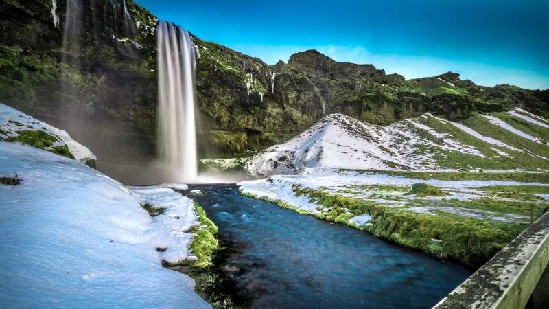 豐富的水力與地熱資源,使冰島成為「挖礦天堂」。(Giuseppe Milo@flickr/ CC BY 2.0)