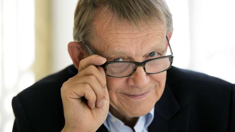 已故的醫生、大數據家兼作家漢斯‧羅斯林(Hans Rosling)。(AP)