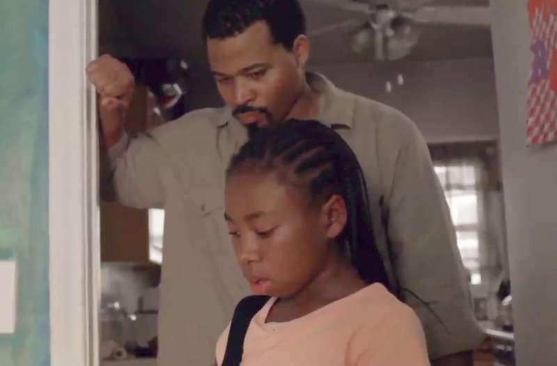 做爸爸的,該如何讓女兒認清自己的錯誤,重新振作?(圖/公視提供)