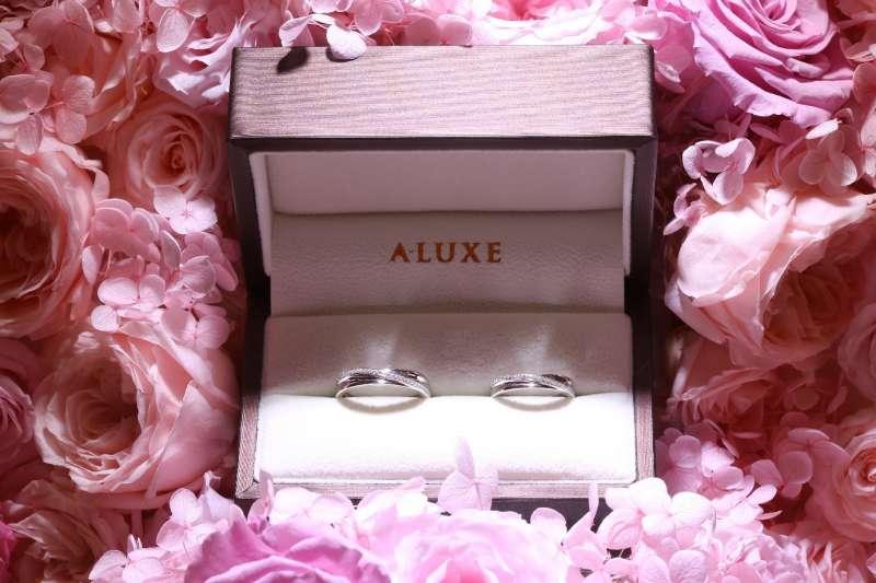ALUXE亞立詩 邀請新人化身幸福大使,一起傳遞幸福傳遞愛。(圖/ALUXE亞立詩提供)