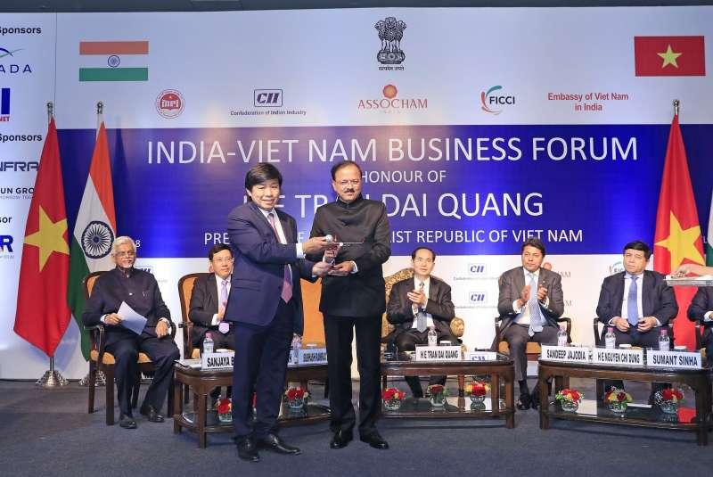 越捷正式宣布將開通印度直飛新航線(圖/越捷航空提供)