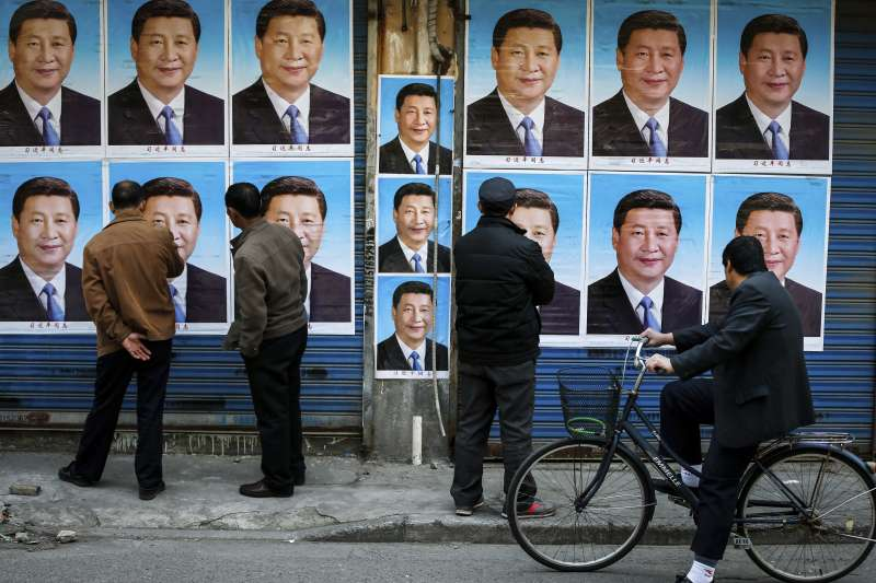 中國共產黨中央委員會建議修憲,廢除國家主席的任期限制,外界普遍認為這是為習近平長期執政鋪路(美聯社)
