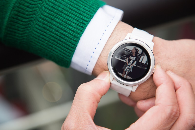 Garmin穿戴裝置搭載的光學腕式心率監測器是一項重要的工具,可以在任何時候提供使用者精確的心率數據,並維持一天24小時、一週7天的全時段監測。(圖/Garmin)
