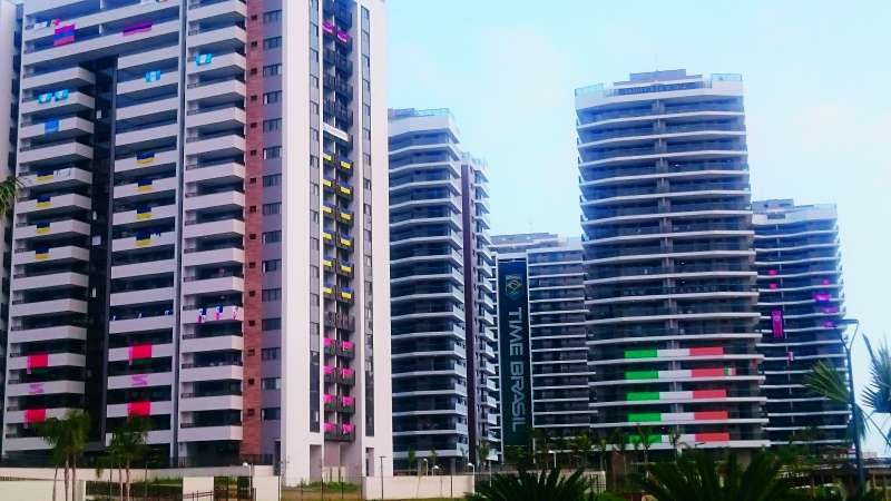 20180315-里約市區的街景。(商周出版提供)