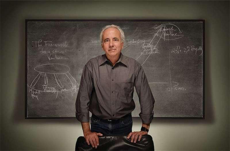 「Siri 之父」諾曼·威納爾斯基(Norman Winarsky)認為蘋果接手Siri後操之過急。(圖/取自twitter,數位時代提供)