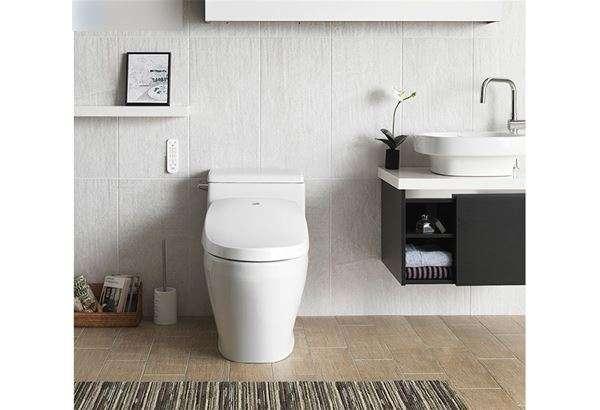 免治馬桶要注意水的力道與沖洗的位置,並記得一定要肛門與陰道分開沖洗。(圖/華人健康網)