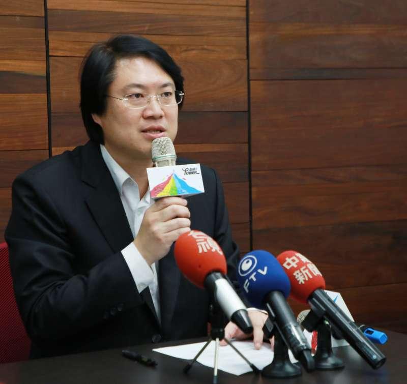 協和電廠從重油改燃氣,林右昌提出要求 。(基隆市政府提供)