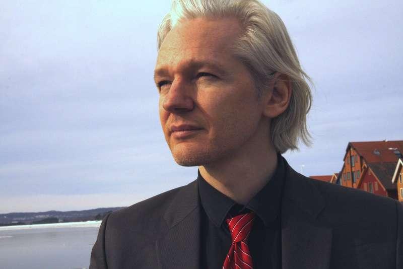 阿桑奇於2006年創立揭密網站「維基解密」。(Espen Moe@Wikipedia/CC BY 2.0)