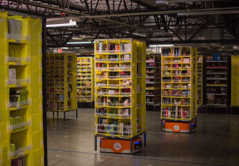 亞馬遜將內部運用到的各項技術運用,轉化為對外的服務內容(圖 / amazon.com)