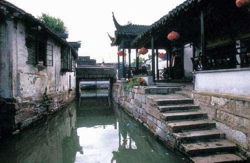 吳集古鎮(中國旅遊網)