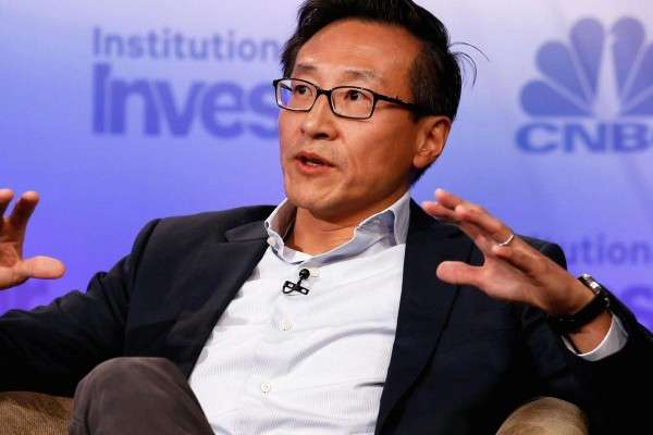 來自台灣的阿里巴巴集團執行副主席蔡崇信收購籃網49%股權的交易完成。(美聯社)