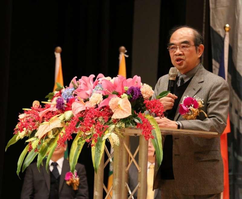 新任教育部長吳茂昆(東華大學)