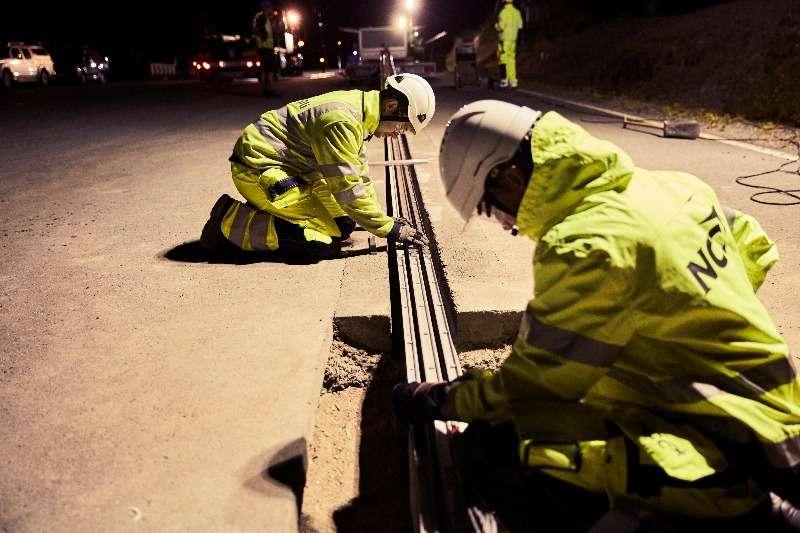 電力公路的成本每公里為 100 萬歐元。(圖/智慧機器人網提供)