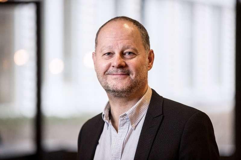 eRoadArlanda 財團執行長 Hans Säll。(圖/智慧機器人網提供)
