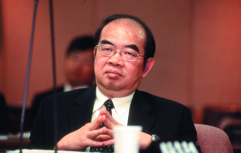 吳茂昆人事任命案剛公布,就被發現他在東華大學校長期間曾兼職中國國家科學研究院顧問。(新新聞資料照)