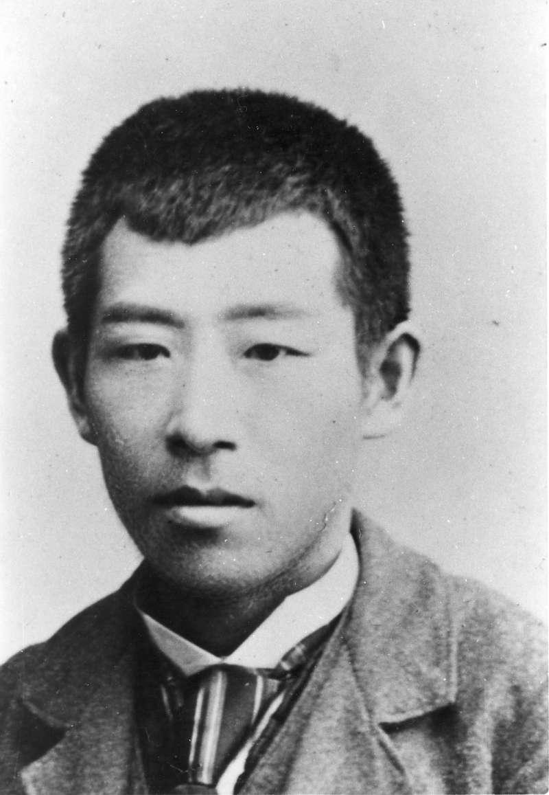 日本人類學家伊能嘉矩,著有《台灣文化誌》。(取自遠野文化研究センター網站)